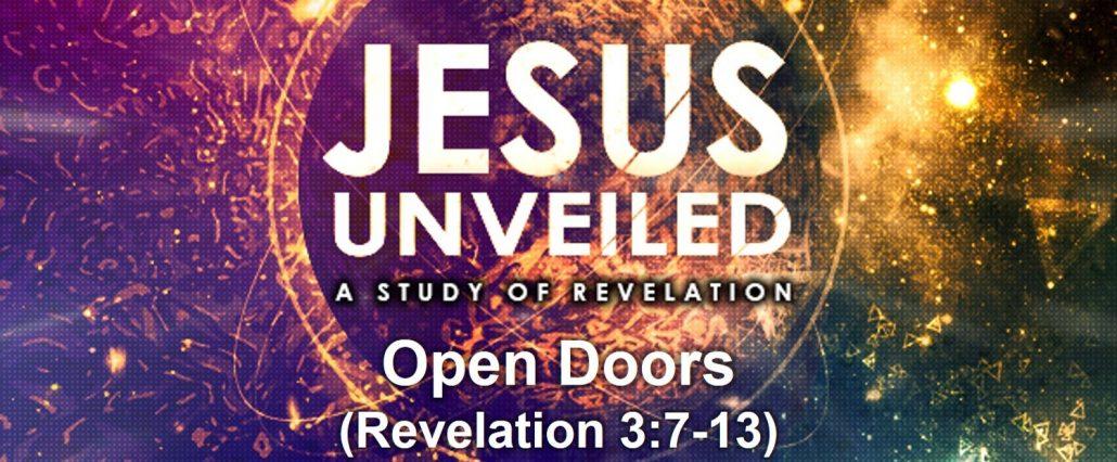 Open Doors – Idaville Church